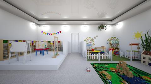 kids playroom - Kids room - by abida427