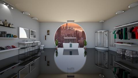 New york city - Bathroom - by natliner