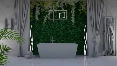 123 - Bathroom - by ivetyy1010