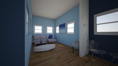 oceanside lobby - Minimal - Living room - by smurfzilla