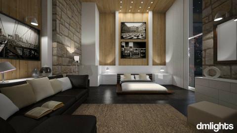 dmlsenbedroom - Modern - Bedroom - by Senia N