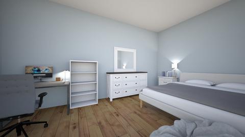 olas dream room - Modern - Bedroom - by olabial