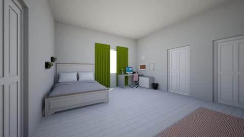 LIFE SKILLS - Bedroom - by madelinehulshof20