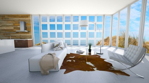 Dutch Dunes - Minimal - Living room - by bgref