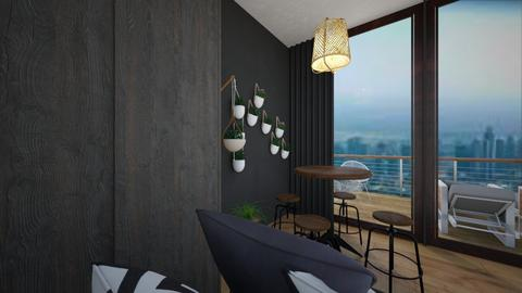 IP Diego - Bedroom - by Kapi016