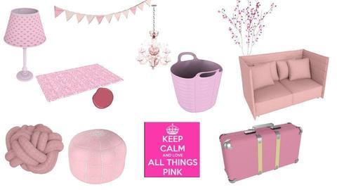 pink  - by ckjewell