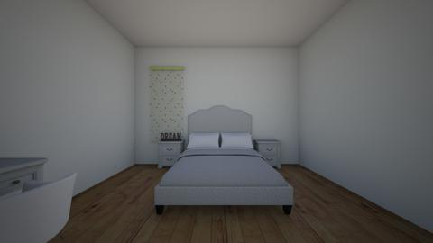 sheila and anthony - Bedroom - by Sheila olivera