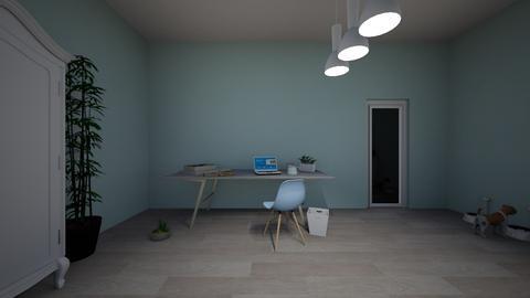 Office - Modern - Office - by avarose25
