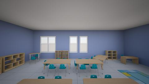 EDU514 - Kids room - by JZHXWJEEJNZDBWRXFEMQDVALBTVUKCU