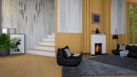 LR_wooden - Living room - by Brubs Schmitt
