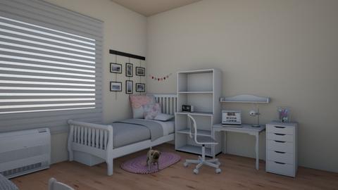 detska2 - Vintage - Kids room - by vinjarova