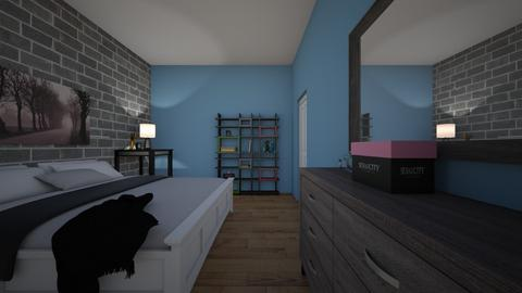 Bedroom - Kids room - by Tolliena