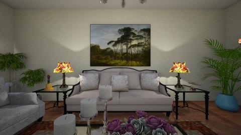 Classic Prestige - Classic - Living room - by almecor2311