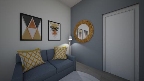 room hostel - Modern - by Cristiane Lichotto