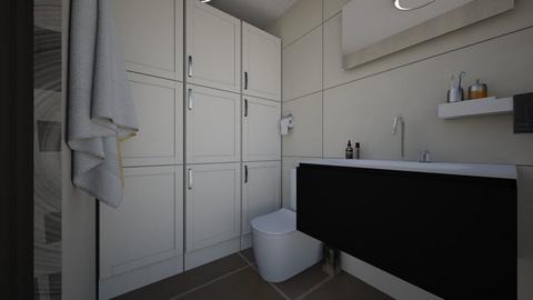 kor06 - Modern - Bathroom - by florclavel
