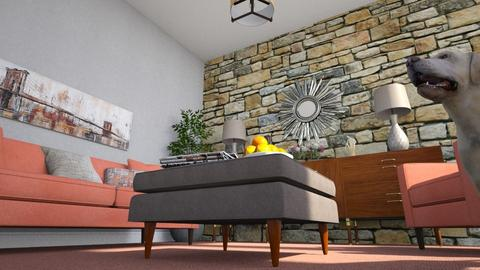 Perspective - Living room - by GraceKathryn