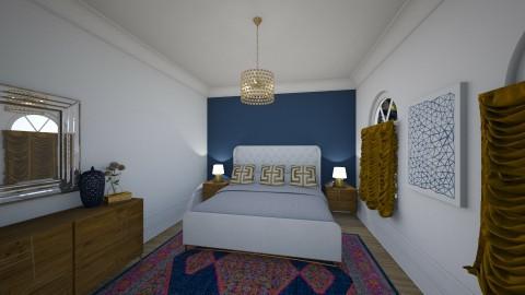 Teen Bedroom - by bruhitshannah
