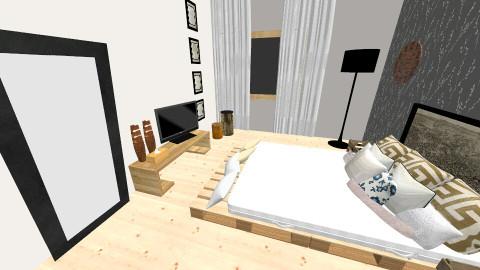 Antosikov Majer 0204 0206 - Bedroom - by dlhagi