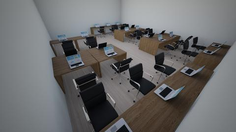 YARDI WeWork 6 - Office - by stefaniekb