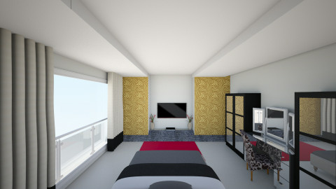 mASTER bED ROOM DESIGN - by Manish Advani