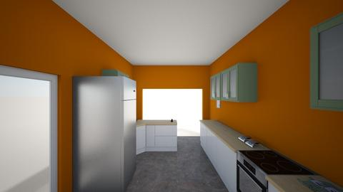 Choice design - Kitchen - by EvangelineGlaze