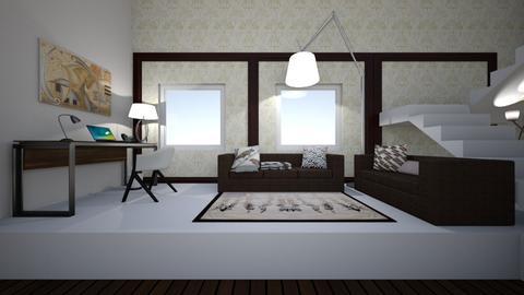 Level - Modern - Living room - by XiraFizade