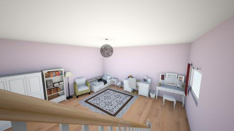 Spring - Feminine - Bedroom - by kimiia Sadeghi