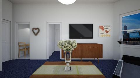 344 Clinton Street 3B 4 - Living room - by SammyJPili