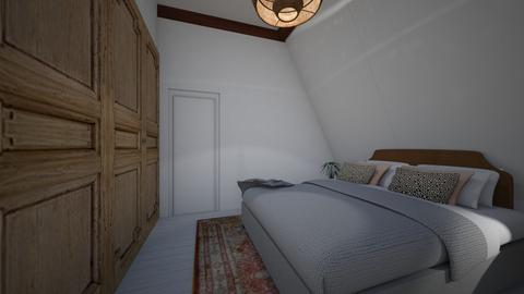slaapkamer - by Keet