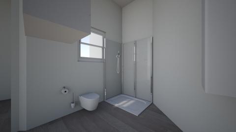 small living - Bathroom - by rana elhefnawy