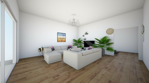 1 - Living room - by Thanh_Vii