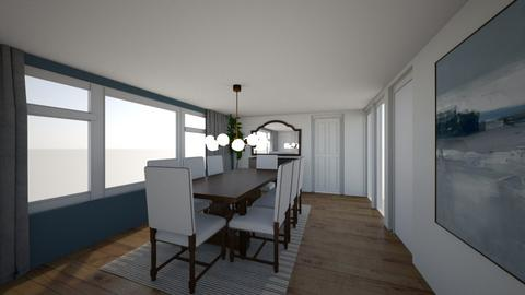Tull Dining Room - by fwmadebycarli