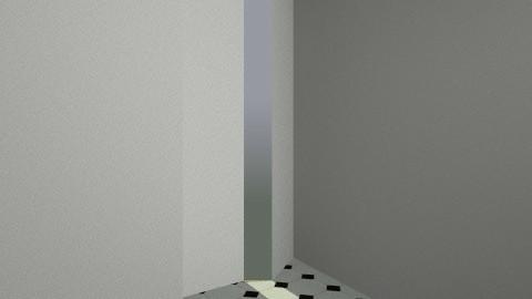 Hall Bathroom - Retro - by sure30