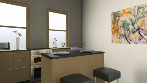 Marigold kitchen space - Classic - Kitchen - by Emily_Foster12