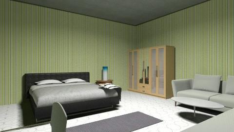 new - Classic - Bedroom - by marium567