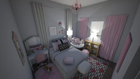 Laylas room - Kids room - by mrsamandacagle