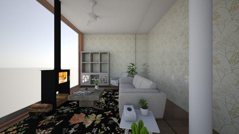 unthfv - Living room - by ChloetheCat