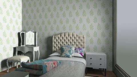 Bedroom - Vintage - Bedroom - by Foralltit