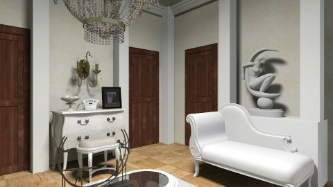 Ammel Mansion Rooms Hall - Glamour - by steven0