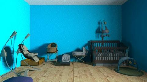 Baby Echos room  - Minimal - Kids room - by reils