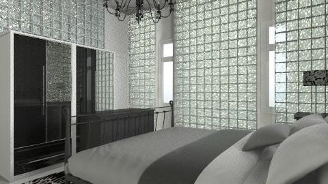 Modern Bedroom - Modern - Bedroom - by Rachel Elizabeth