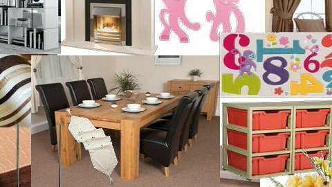 Moores Mood Board - Modern - Living room - by tanujaw