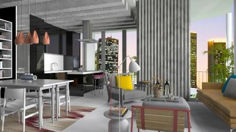 YOO Living - Modern - Living room - by 3rdfloor