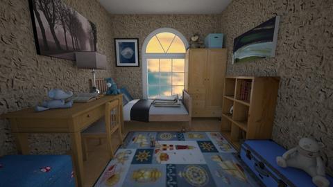 Kaleg Dalaran - Kids room - by scourgethekid