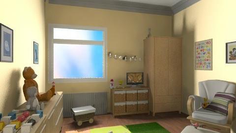 Mybaby4 - Kids room - by Sziszi