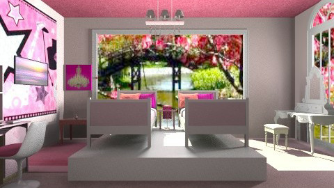 exoctic room - Country - Living room - by hed61
