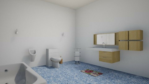 Lesleys Drem - Bathroom - by Lesley48