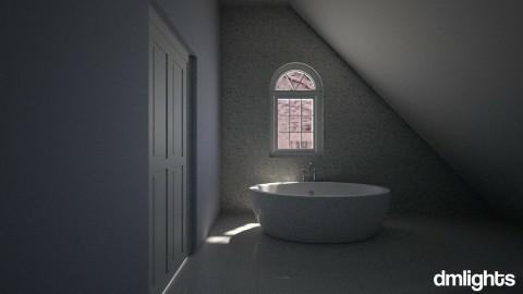 sloped ceiling 1 - by DMLights-user-1546161