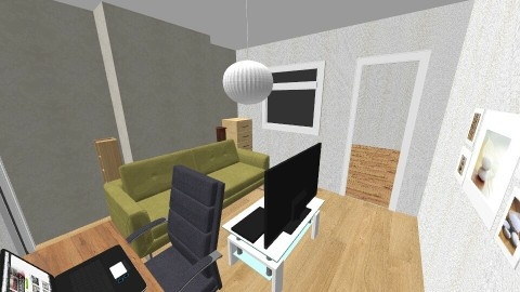living - Living room - by Euthymia