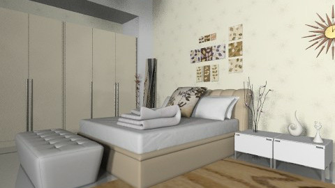 SHINNee Bedroom - Modern - Bedroom - by moonissa